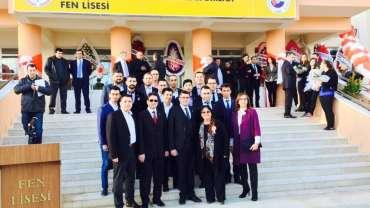Karaman'da Açılış ve Toplantı