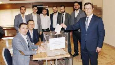 TOBB Konya İl Genç Girişimciler Kurulu'nda Seçim Heyecanı Yaşandı